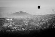 Brno z balónu